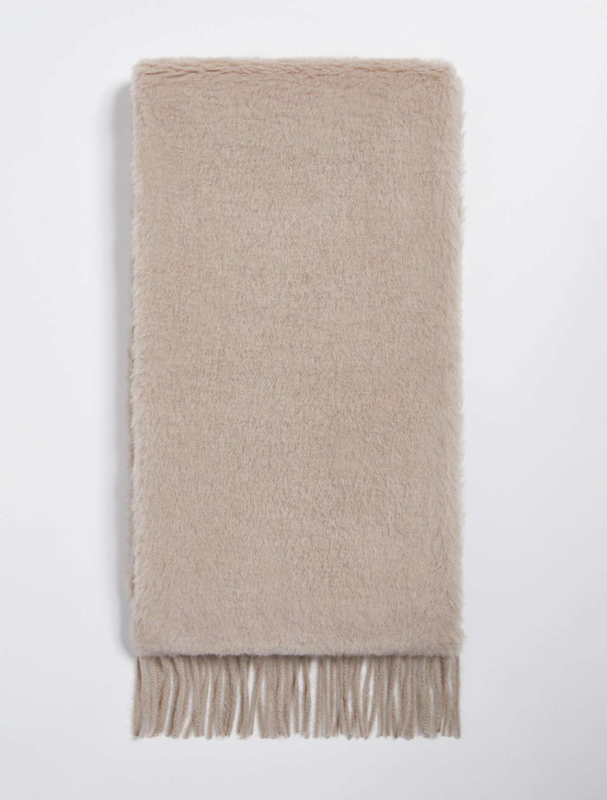 Womens Max Mara Scarves And Foulards | Camel Stole Turtledove