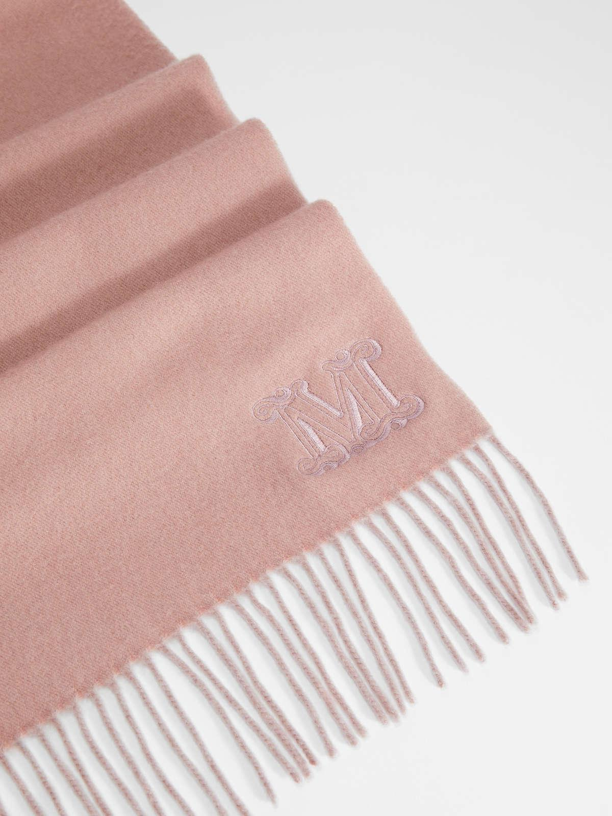 Womens Max Mara Scarves And Foulards | Cashmere Stole Antique Rose