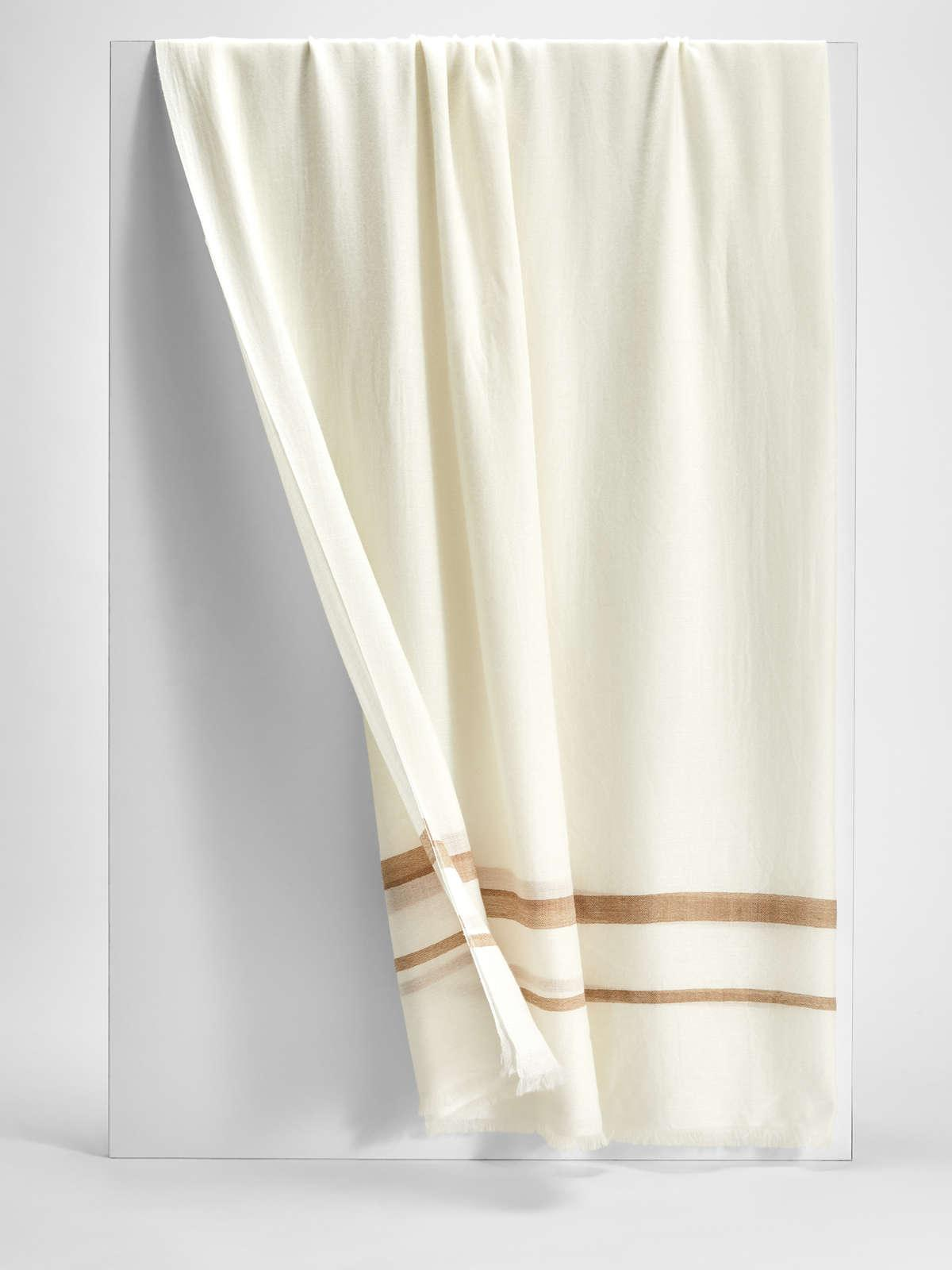 Womens Max Mara Scarves And Foulards   Wool White