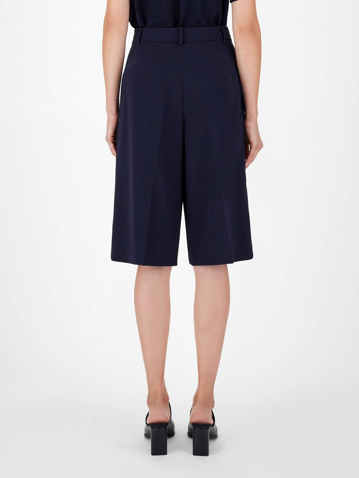 Womens Max Mara Trousers And Jeans | Cady Shorts Navy
