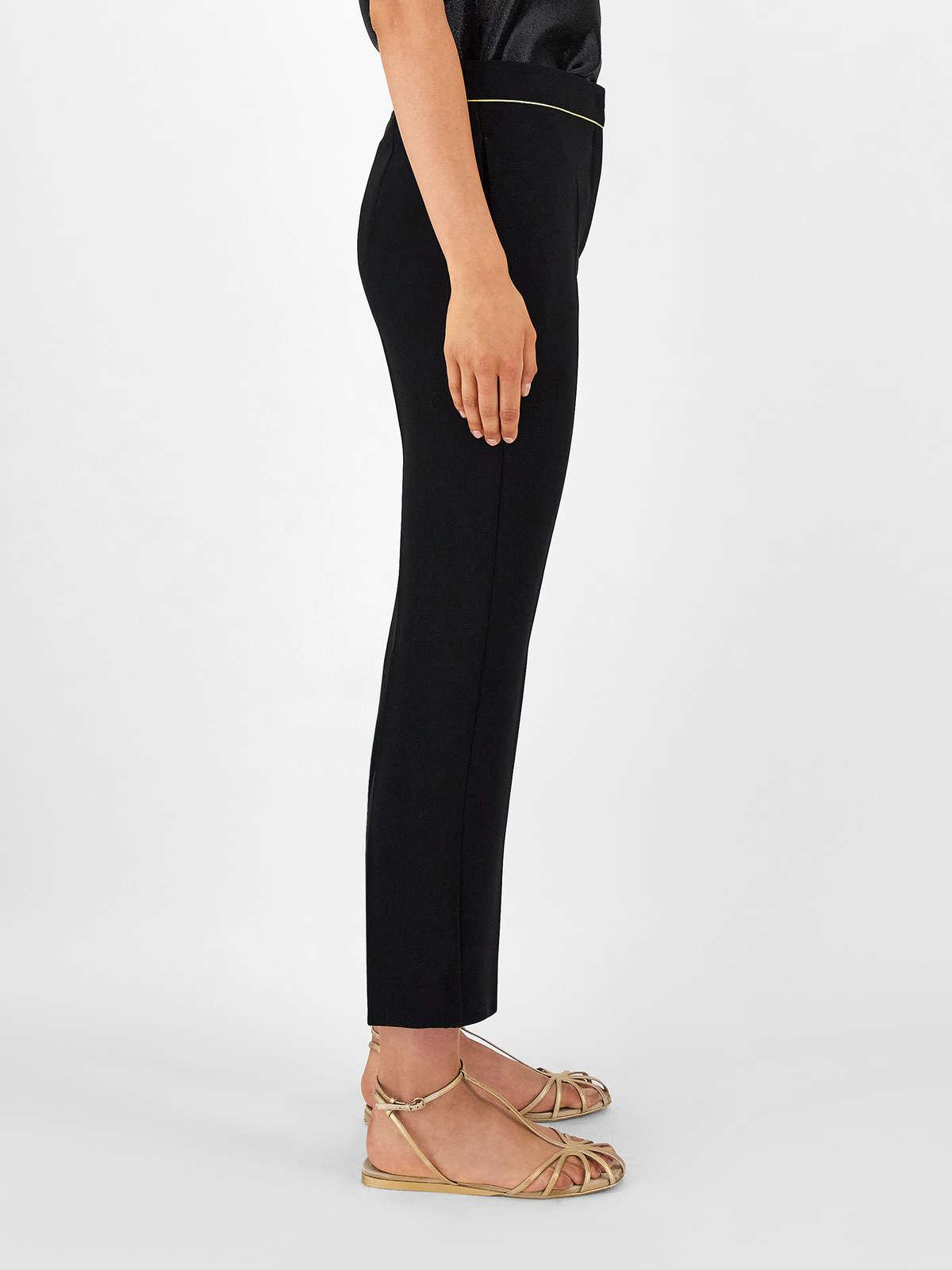 Womens Max Mara Trousers And Jeans | Cady Trousers Black