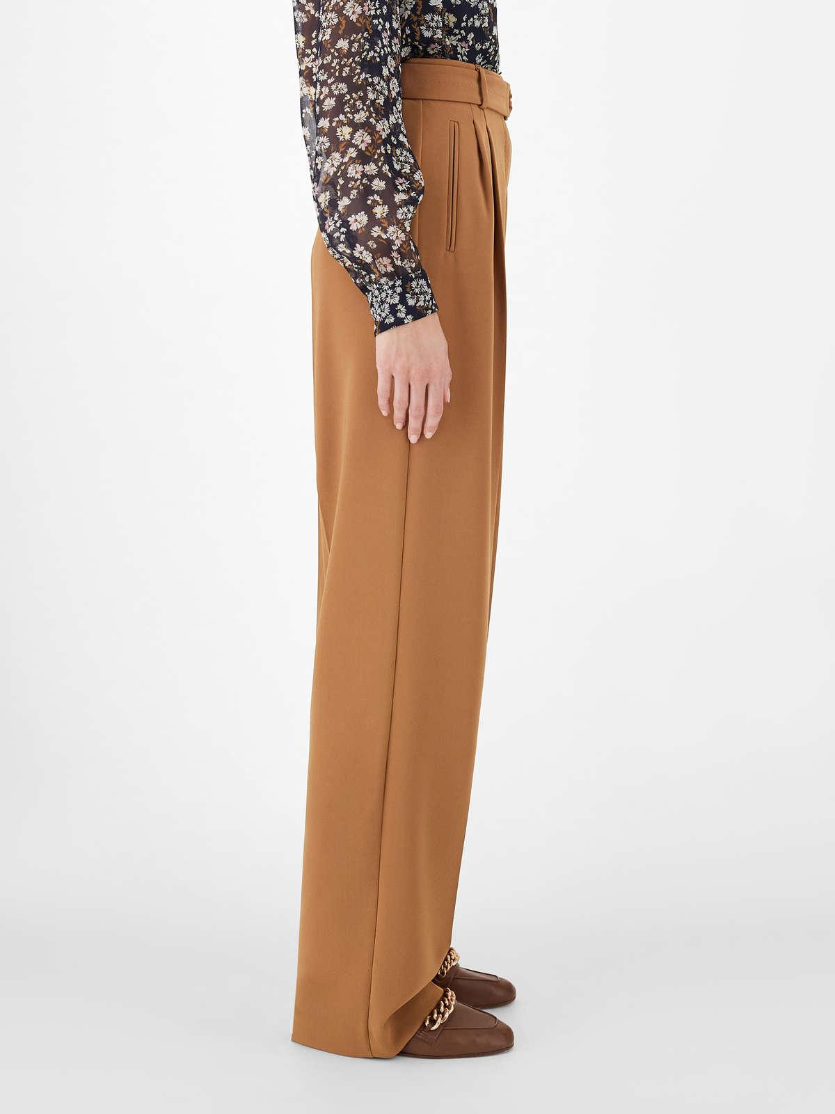 Womens Max Mara Trousers And Jeans   Cady Trousers Mud