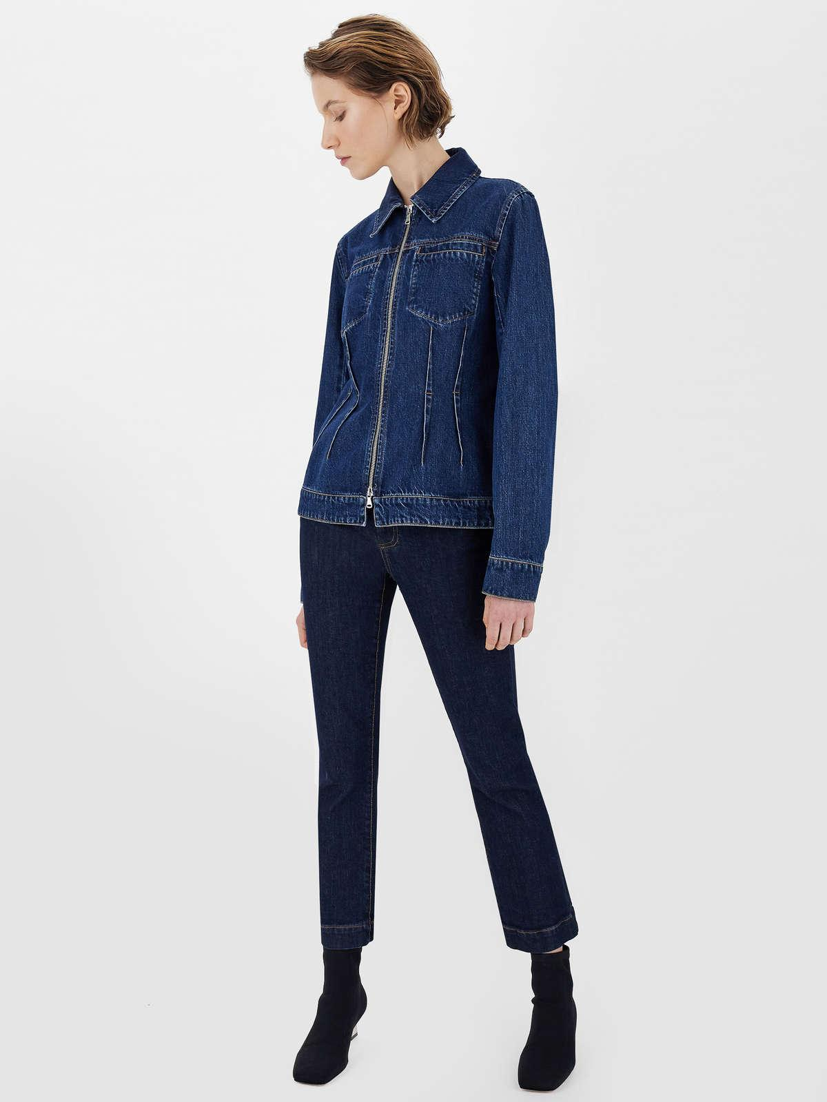 Womens Max Mara Trousers And Jeans | Flared Jeans Midnightblue